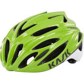 Kask Rapido Casco, green